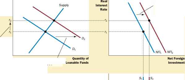 Capital Flight Impact Interest Rates