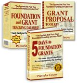 System For Writing Funded Grant Proposals