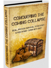 Bill White Conquering The Coming Collapse